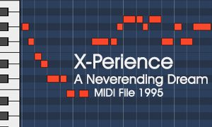 A Neverending Dream MIDI File from 1995