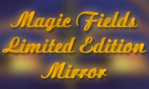 Font used for release names of Magic Fields, Limited Edition and Mirror